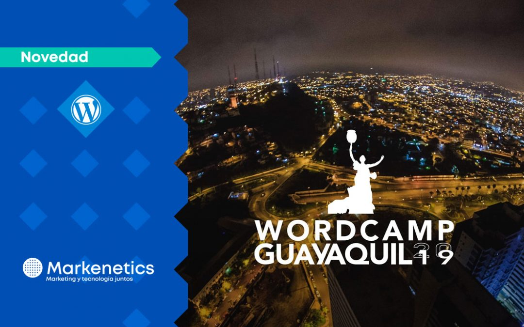 ¡WordCamp Guayaquil nos espera!