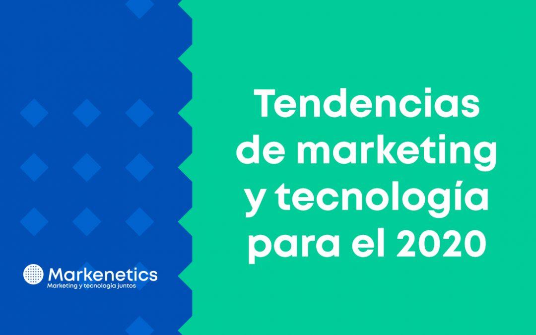 Nuestras predicciones en marketing y tecnología para el 2020