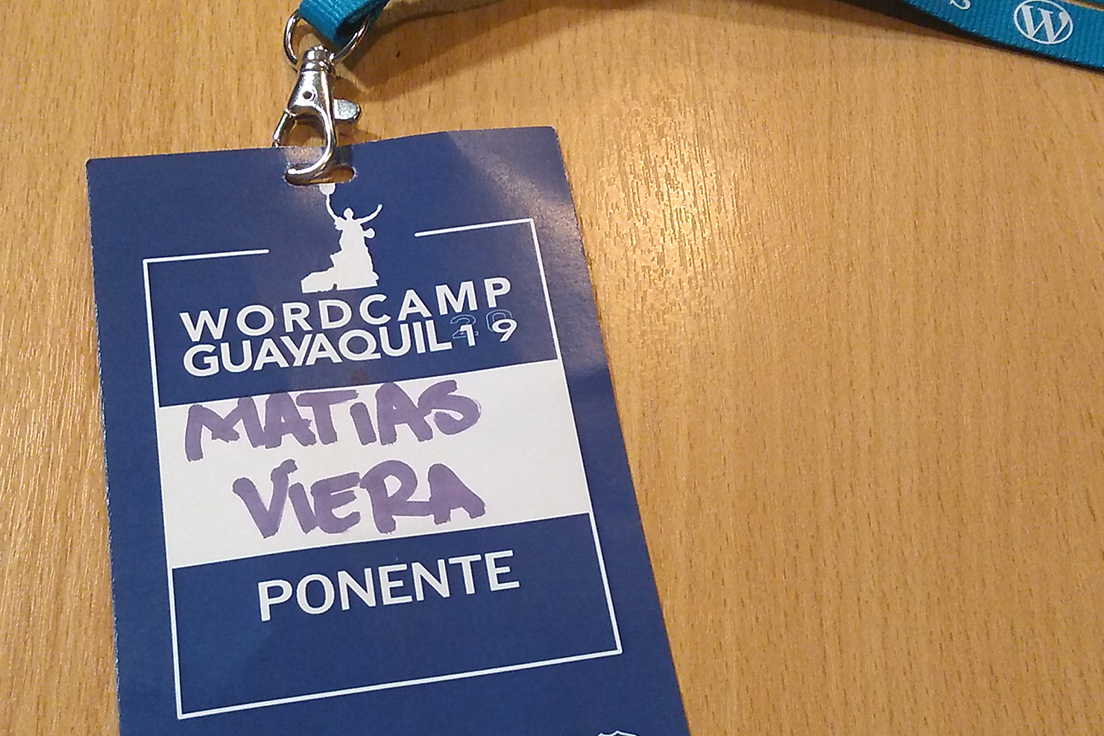 wordcamp guayaquil