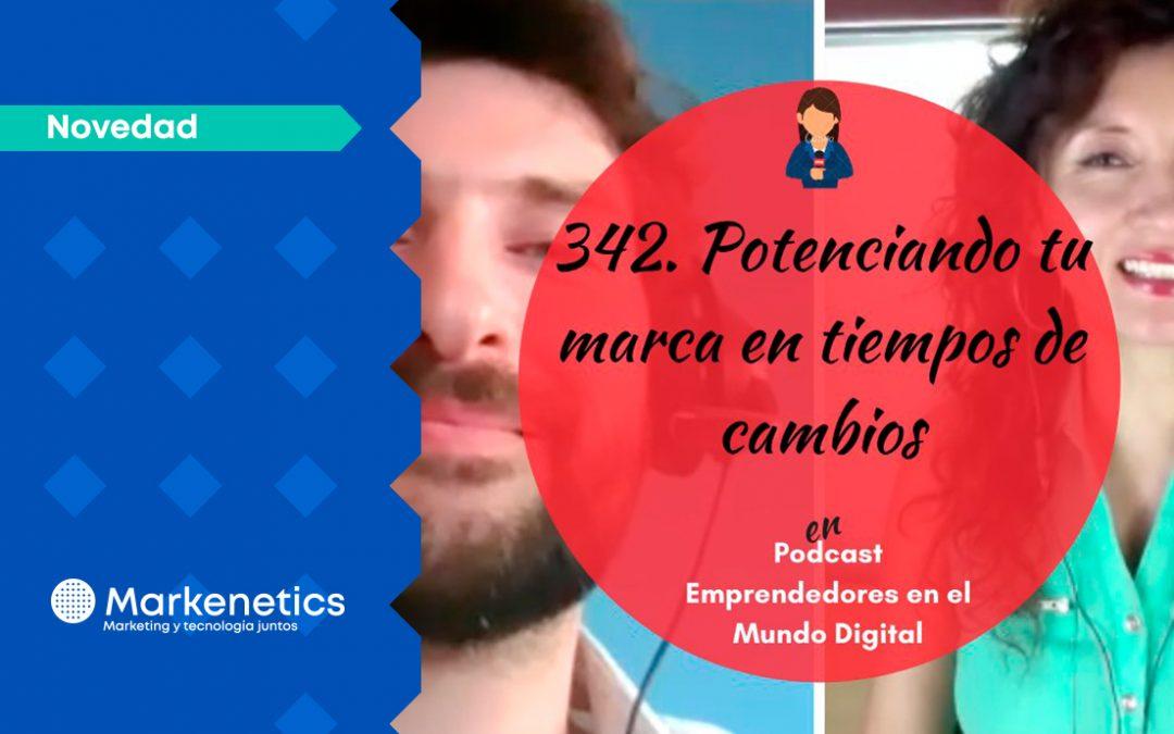 Podcast para emprendedores digitales: Entrevista a Matías Viera